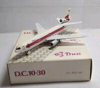 SCHABAK 1:600 SCALE DIECAST DC10-30 THAI AIRWAYS INTERNATIONAL - 902/49