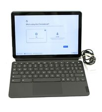 """New listing Lenovo Chromebook Duet 2-in-1 10.1"""" Touchscreen Chromebook 64Gb Ssd Ct-X636F"""