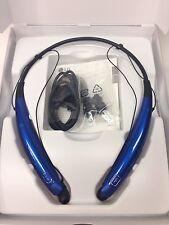 LG Tone PRO HBS-770 Bluetooth Wireless Stereo Headset Blue - 60 Day Warranty!