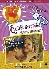 Dvd QUASI INCINTA - (1991)   ......NUOVO