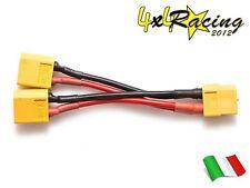 XT60 Parallel Cable DJI Phantom F450 F550 cavo doppia batteria splitter lipo