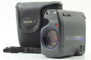 [Exc+5] Kyocera samurai Z2 Half Frame 35mm Film Camera From JAPAN