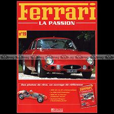 FERRARI N°19.b Album photos MONDIAL T 1989 SERGIO PININFARINA 330 LM 250 GTO F40
