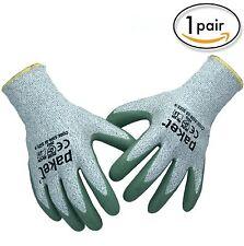 Pakel EN 388 Level 5 Non Slip Cut Resistant Gloves Size 9 (Large)