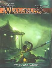MALIFAUX 1St Edition - Storm of Shadows