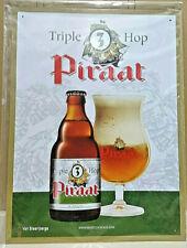 PIRAAT TRIPLE HOP - Cadre plaque metal Tableau  - Bar Bistrot Publicitaire PUB