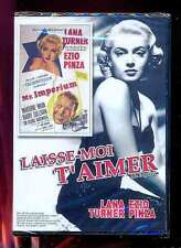 DVD : Laisse-moi t'Aimer (Mr. Imperium) Don Hartman 1951 Lana Turner, Ezio Pinza