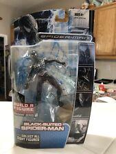 Hasbro Marvel Legends Spiderman 3 Movie Sandman BAF BLACK-SUITED SPIDER-MAN READ