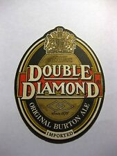 Double Diamond Beer Mat Original Burton Ale United Kingdom UK England