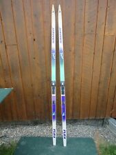 """Ready To Use Cross Country 73"""" JARVINEN POLAR 190 CM Skis +  SDS Bindings"""