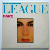 Human League Dare Vinyl LP Record Album 1981 SynthPop New Wave Don't You Want Me