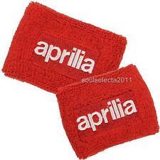 APRILIA BRAKE RESERVOIR COVER RSV4 R MILLE DORSODURO CAPANORD SVX TUONO 1000 RED