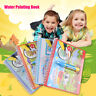 Water Drawing Painting Writing Book Doodle Board Magic Pen For Kids Baby Toys