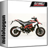 GIANNELLI KIT POT D'ECHAPPEMENT IPERSPORT ALUMINIUM DUCATI HYPERSTRADA 2013 13