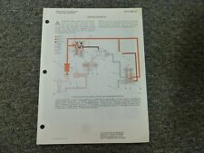 Caterpillar Cat 988 Loader Powershift Transmission Shop Service Repair Manual F