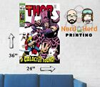 Thor #168 Cover Wall Poster Multiple Sizes 11x17-24x36