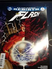 The Flash #2 Rebirth Johnson Variant DC Comics VF/NM 9.0 (CB1651)