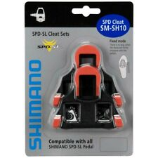 Shimano SM-SH10 SPD-SL Cleat Set 0 Degree