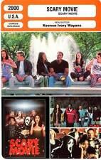 FICHE CINEMA : SCARY MOVIE - Faris,Abrahams,Wayans 2000