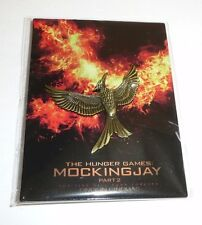 The Hunger Games Mockingjay Part Two Wings Spread Wide Pin NEW SEALED Loot Crate