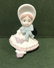 Lladro Christmas Ornament Santa's Workshop Doll 1995 # 6263 Retired 1998 No Box