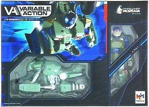 UNOPENED Robotech Genesis Climber Mospeada Ray Cyclone Megahouse Action Figure