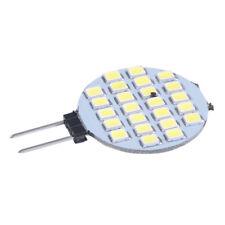 G4 1210 SMD 24 LED Light Bulb Lamp Bulb White SPOT 6000-6500K DC 12V F2Y7