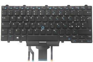 Per Dell Latitude E5450 E5470 E5480 E5490 E7450 E7470 Tastiera Italiana Backlit