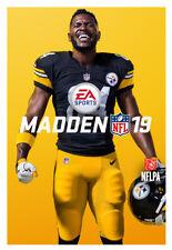 Madden NFL 19 - Standard Edition (Microsoft Xbox One, 2018)