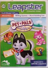 Leap Frog Leapster Learning Game -Reading Pet Pals Adopt a Playful Learning Pal