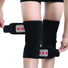 Turmalin Kniewärmer Bandage mit Magneten