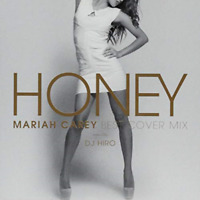 V.A.-HONEY -MARIAH CAREY BEST COVER MIX- MIXED BY DJ HIRO-JAPAN CD D73