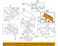 HYUNDAI OEM 11-15 Sonata Trunk-Rear Body & Floor 857703S000RY