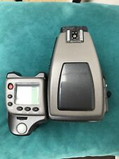 Hasselblad H1 body with HV 90x Prism Viewfinder