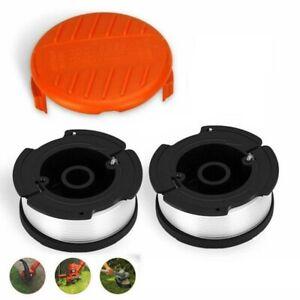 Strimmer Cover Cap+ Spool &Line For Black& Decker GLC3630L GLC3630L20 Power