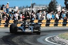 9x6 Photograph, Jacky Ickx F1 JPS Lotus 72E , Argentine GP  Buenos Aires 1974