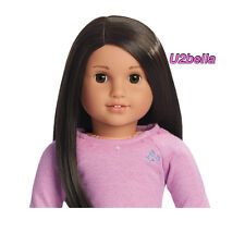AMERICAN GIRL TRULY ME 66 Doll Medium Skin,Black-Brown Hair,BROWN EYES NEW