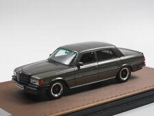 GLM 1978 AMG Mercedes-Benz 450 SEL 6.9 W116 graubraun 1/43 NEUHEIT