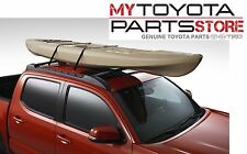 2016-2017 Tacoma Roof Rack Double Cab (STOWAWAY) Genuine Toyota PT278-35140