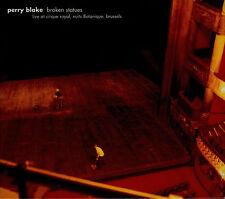 PERRY BLAKE  broken statues  LIVE 2000