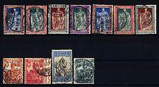 ITALIA - Regno - 1928 - 400° della nascita di Emanuele Filiberto e 10° Vittoria