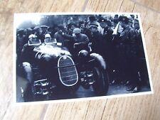 Photo / Photograph   Brivio ALFA ROMEO 8C 2900A Mille Miglia 1936 //