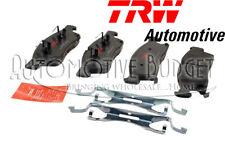 TRW TPC1079 Premium Ceramic Front Disc Brake Pad Set TRW Automotive
