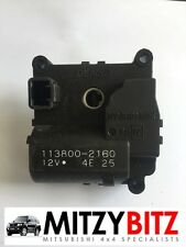 DENSO 113800-2160 HEATER CONTROL ACTUATOR for MITSUBISHI SHOGUN MK3