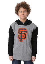 San Francisco Giants Youth Boys New Beginnings Pullover Hooded Sweatshirt