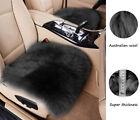 Sheepskin Car Seat Home Cushion Fur Pad Cover Warm Mat,Winter Soft Long Wool Pad