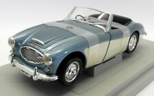 Britains 1/18 Scale - 7459 Austin Healey 100-Six Blue / White