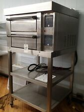 Garland 2 deck Pizza Oven MC-E20-2S Air Cell /Impingement - 208/240v 1ph or 3ph