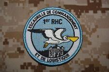 Z189 écusson insigne patch militaire 1er RHC Hélicoptère de Combat logistique