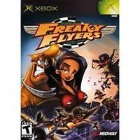 Freaky Flyers For Xbox Original Racing Very Good 1E